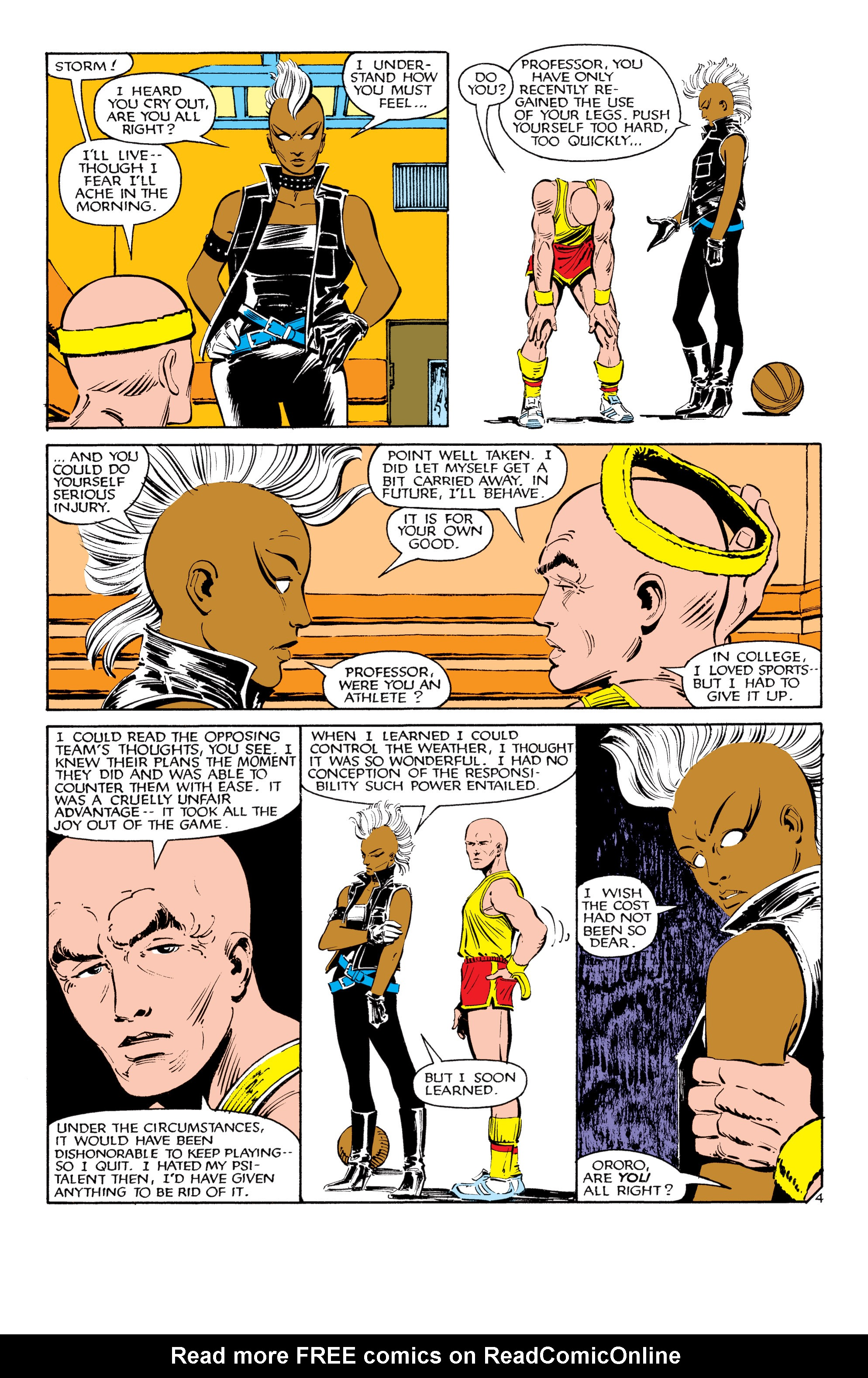 Read online Uncanny X-Men (1963) comic -  Issue #180 - 5
