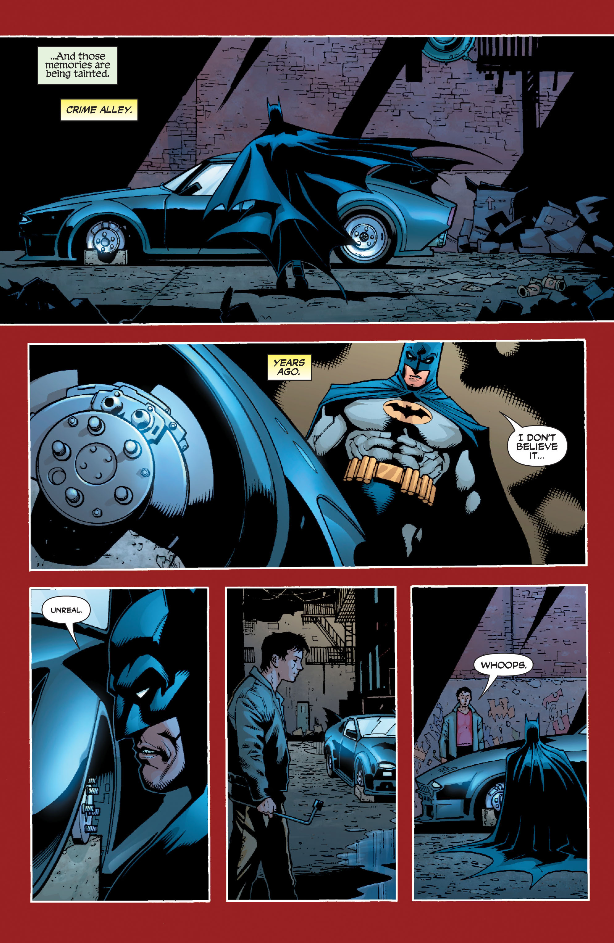 Read online Batman: Under The Red Hood comic -  Issue # Full - 180