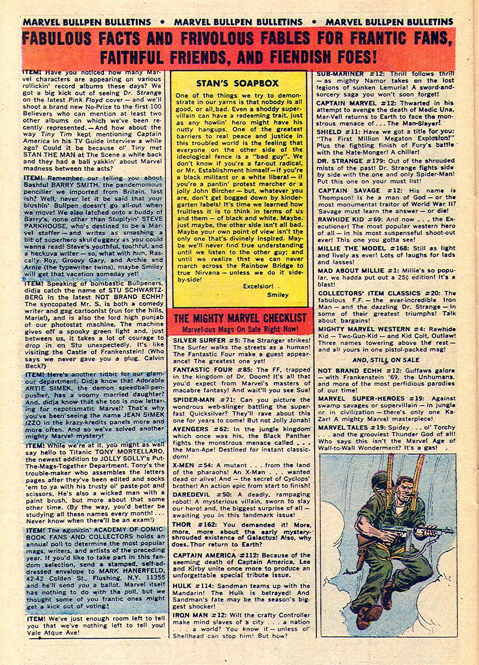 Read online Sgt. Fury comic -  Issue #64 - 30