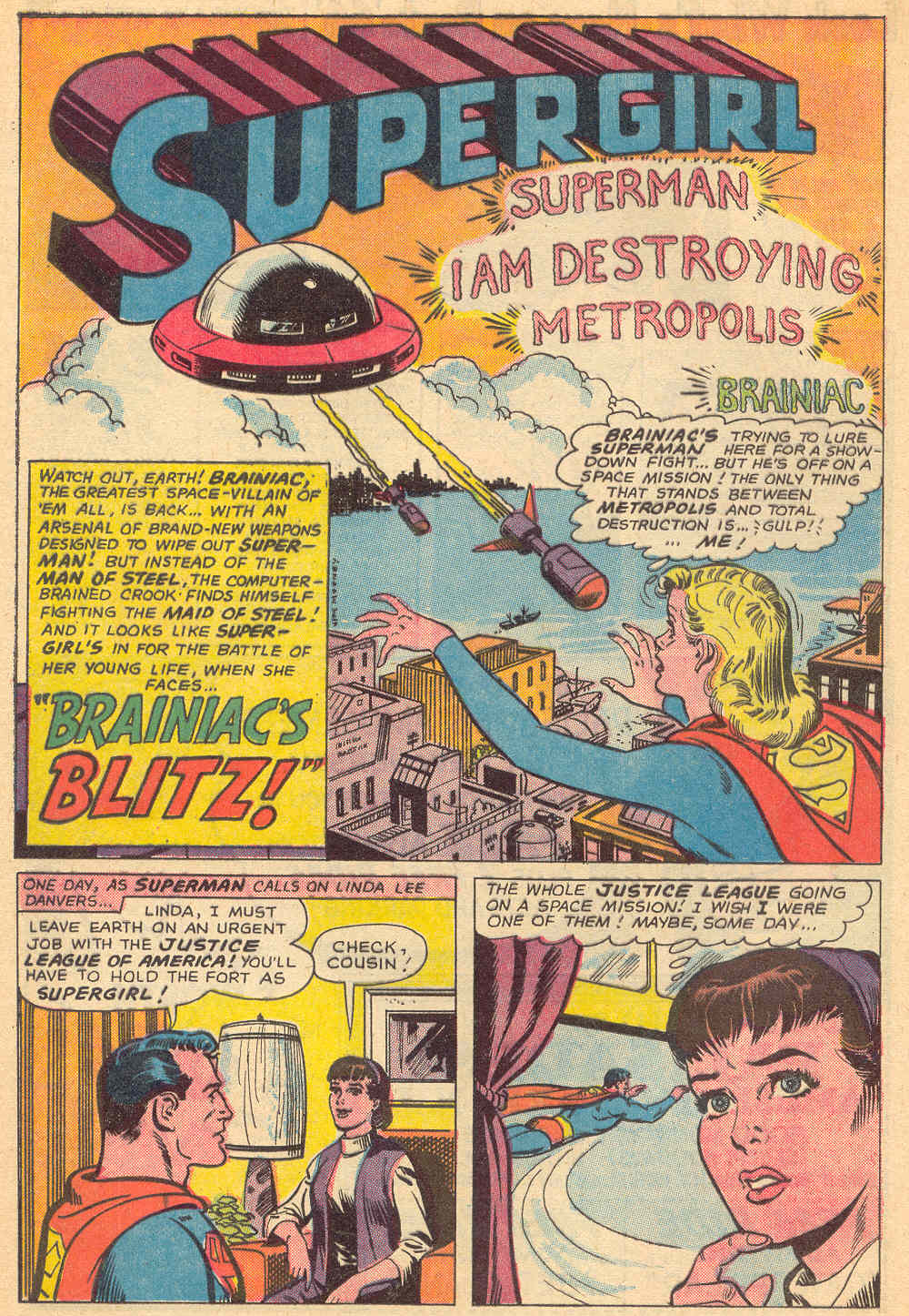 Read online Action Comics (1938) comic -  Issue #339 - 15