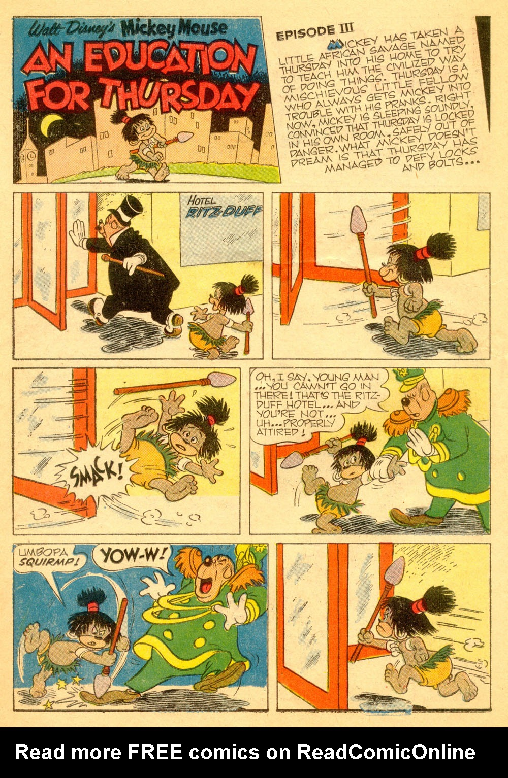 Walt Disney's Comics and Stories issue 239 - Page 26