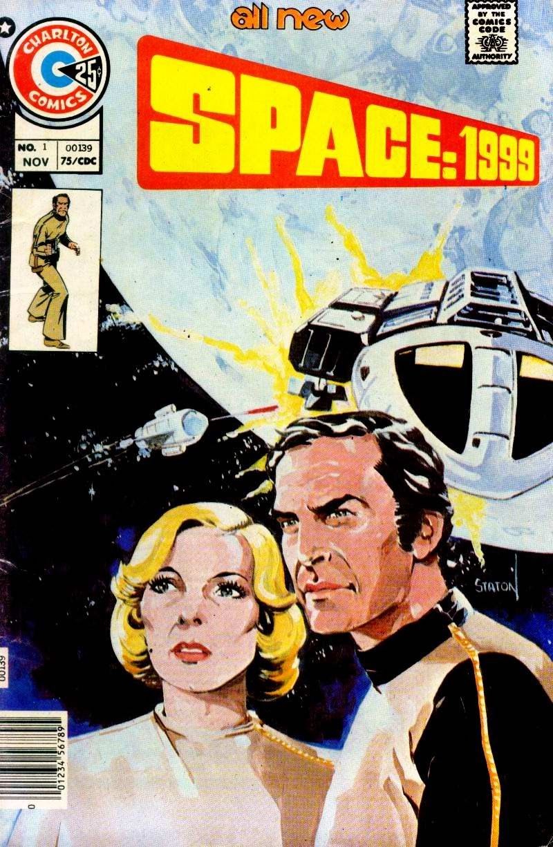 Space: 1999 issue 1 - Page 1