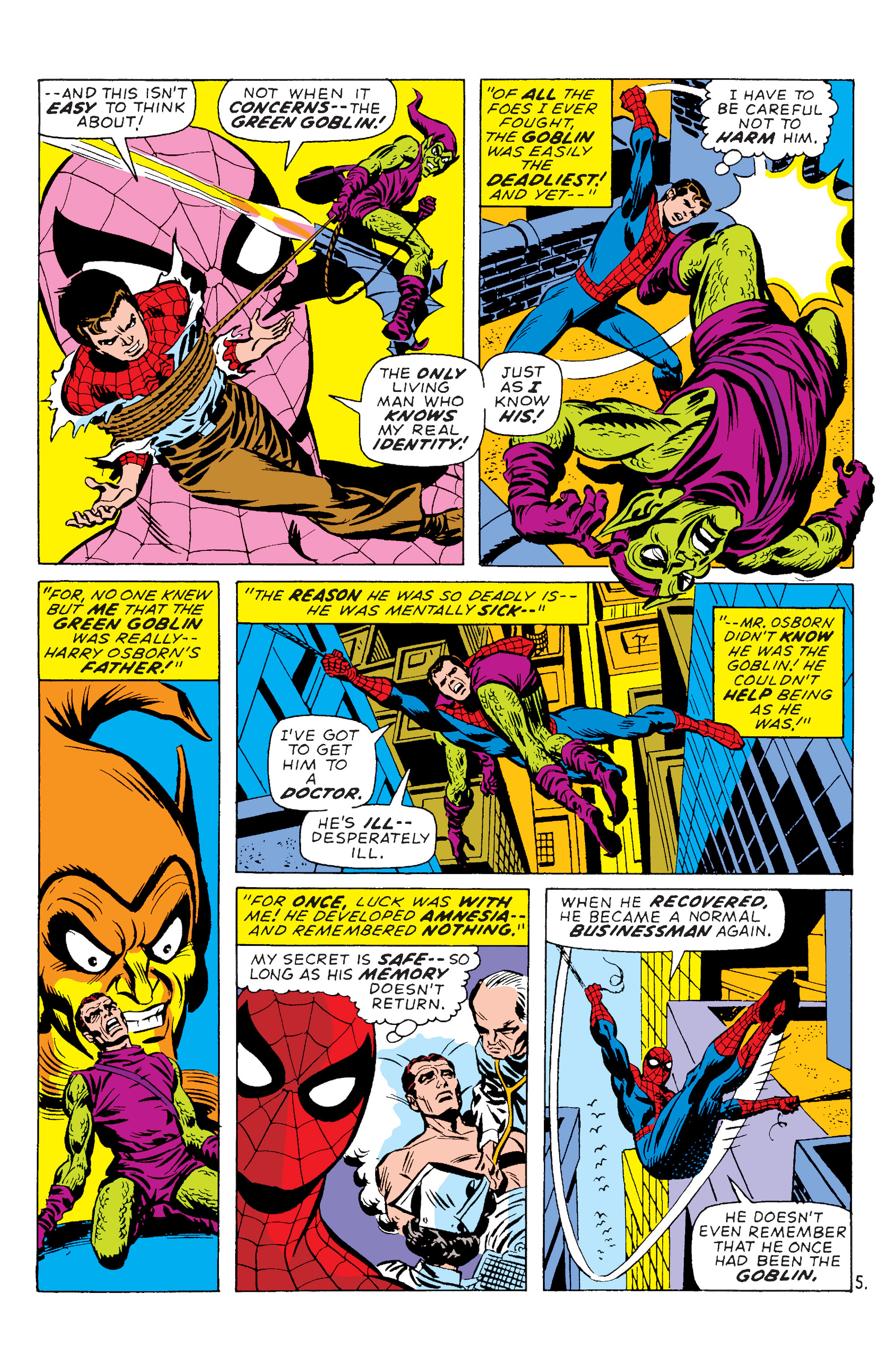The Amazing Spider-Man (1963) 96 Page 5