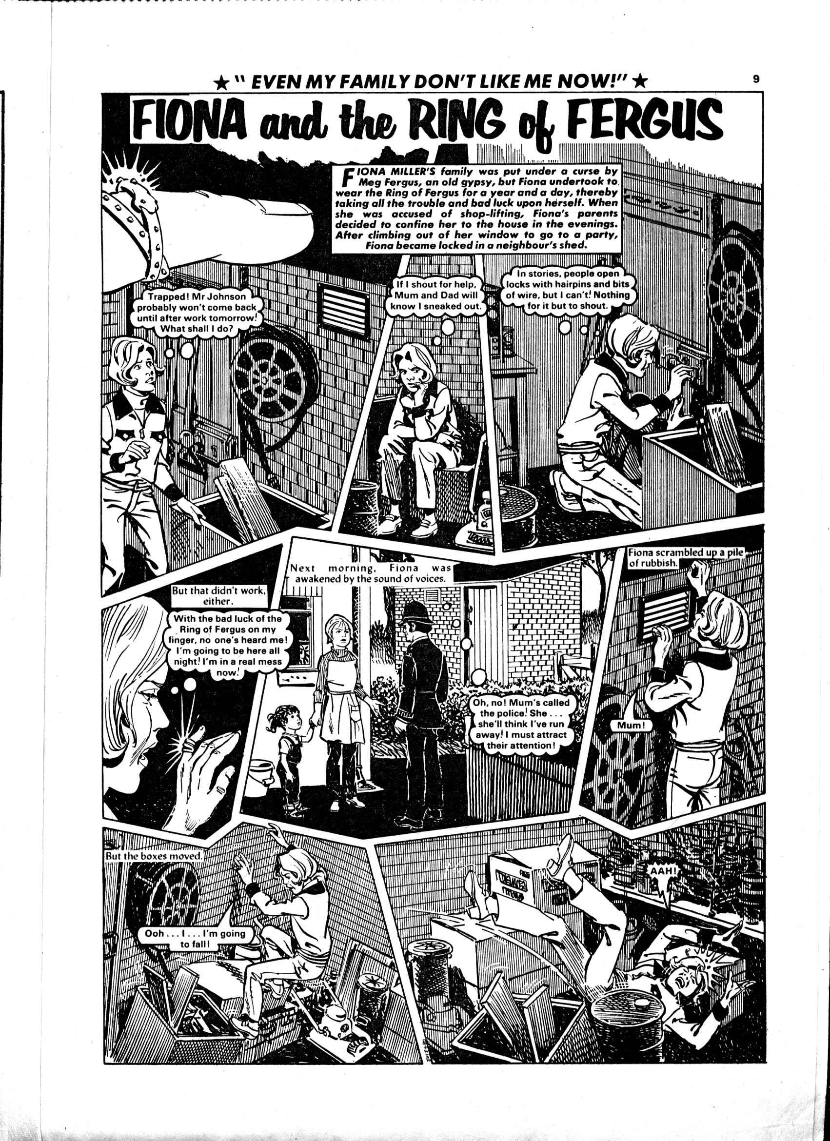 Read online Judy comic -  Issue #56 - 9