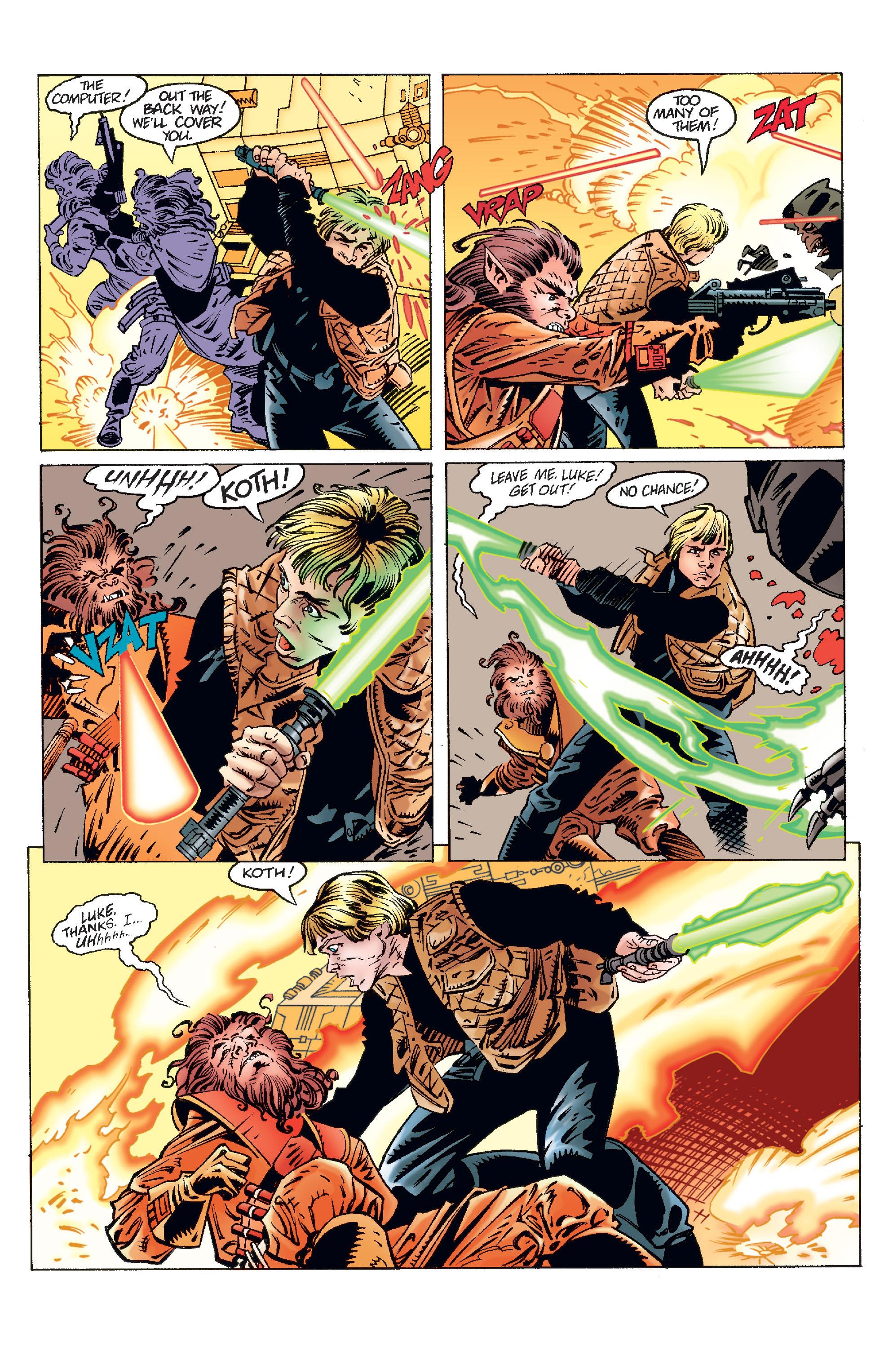 Read online Star Wars Omnibus comic -  Issue # Vol. 11 - 96