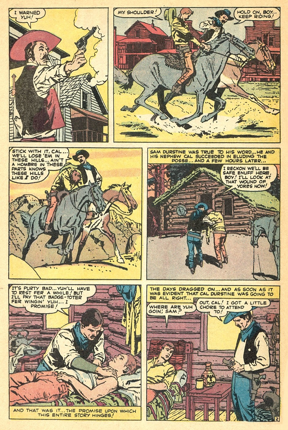Kid Colt Outlaw issue 140 - Page 24