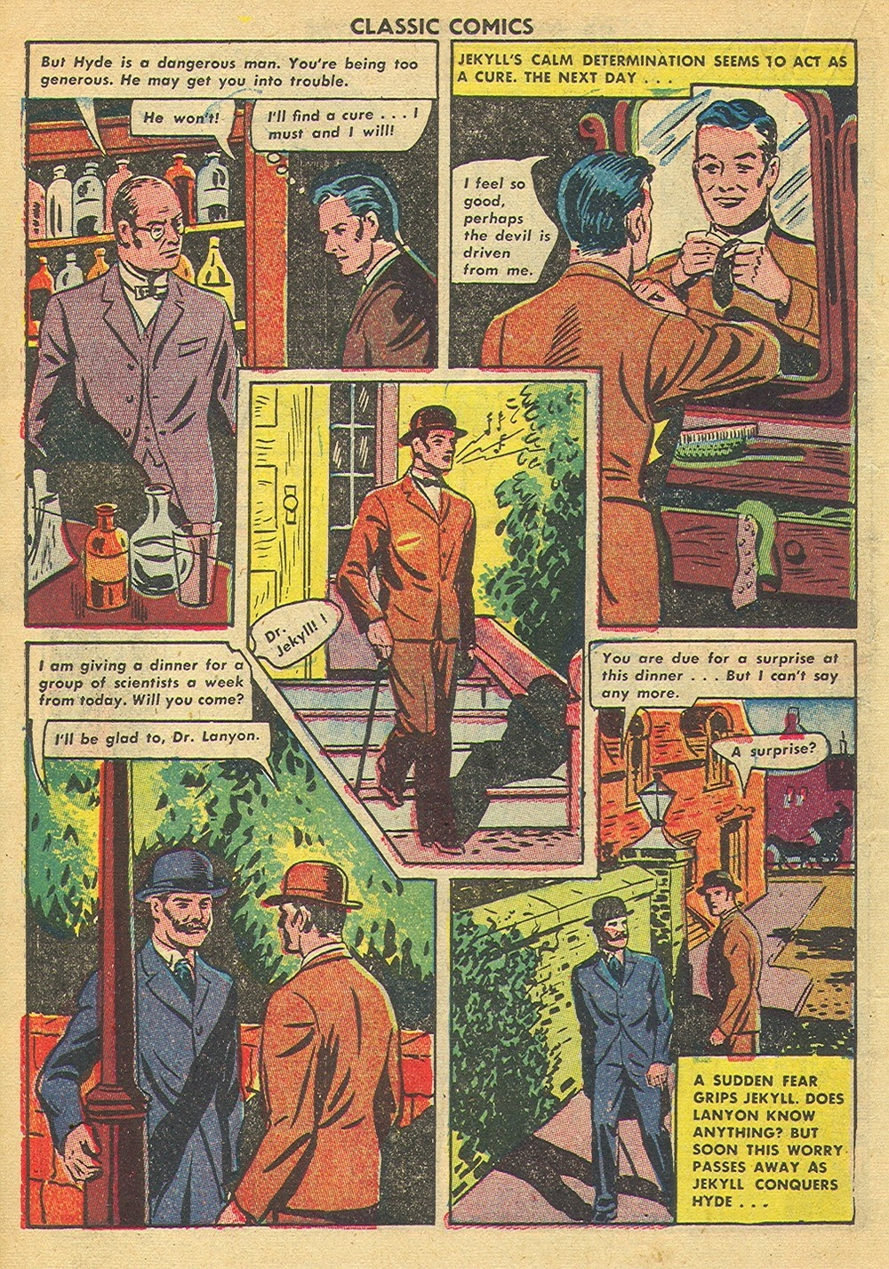 Classics Illustrated issue 13 - Page 38
