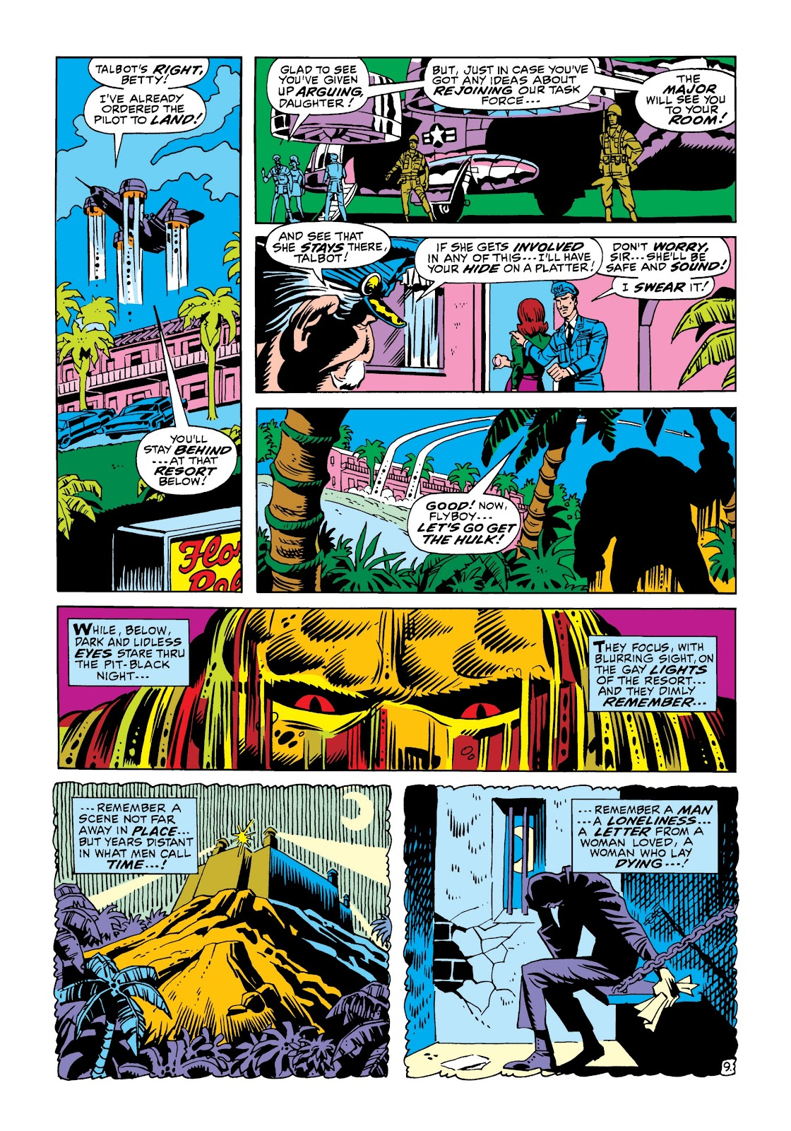 Read online Marvel Masterworks: The Incredible Hulk comic -  Issue # TPB 5 (Part 3) - 25