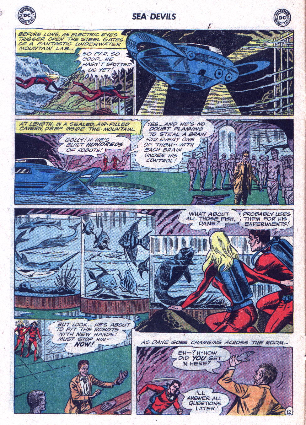 Sea Devils issue 19 - Page 16