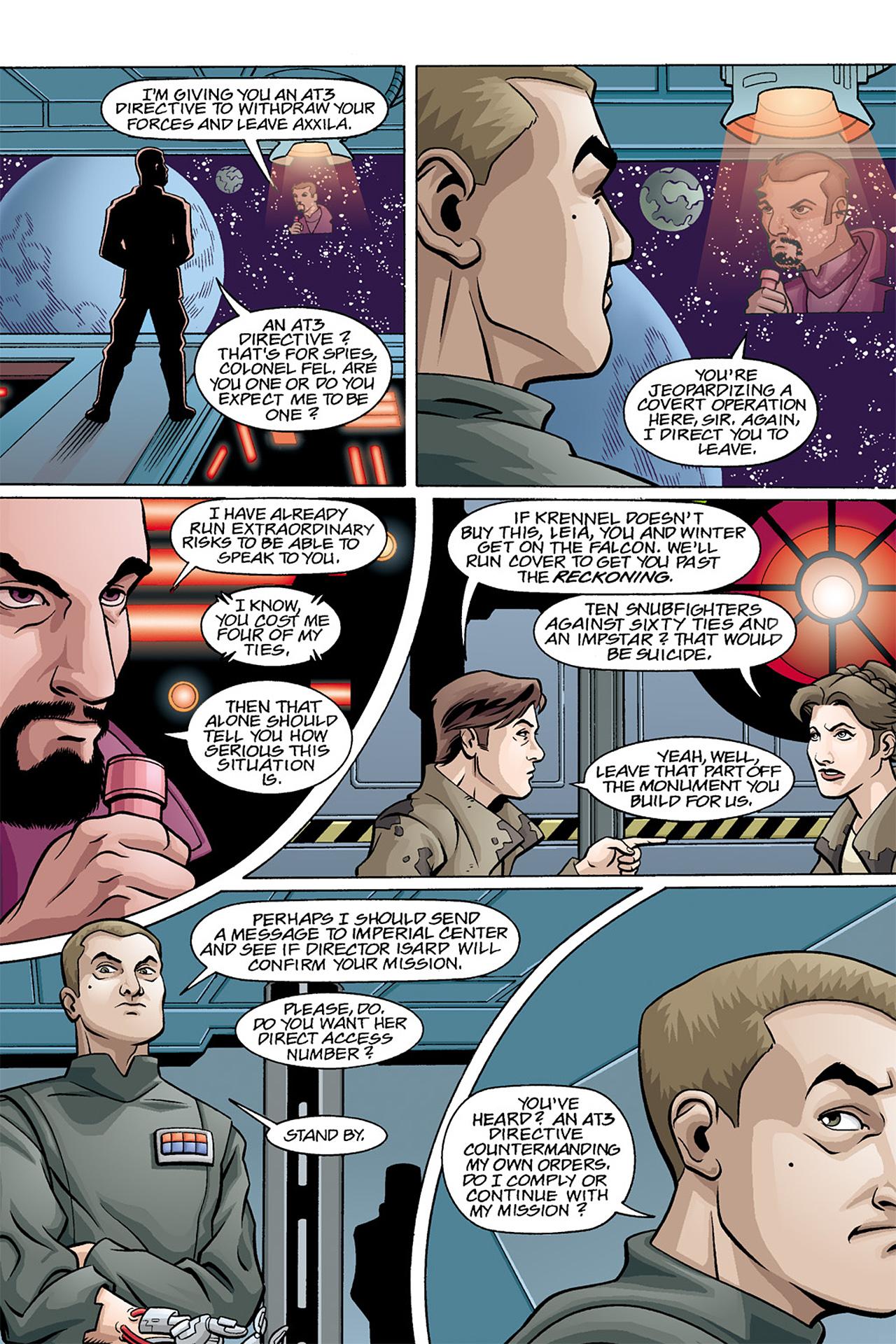 Read online Star Wars Omnibus comic -  Issue # Vol. 3 - 260