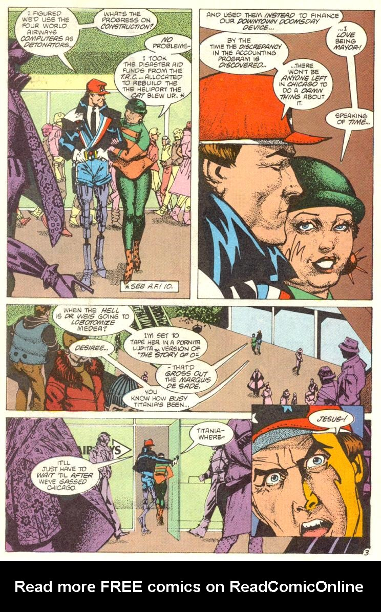 Read online American Flagg! comic -  Issue #12 - 4