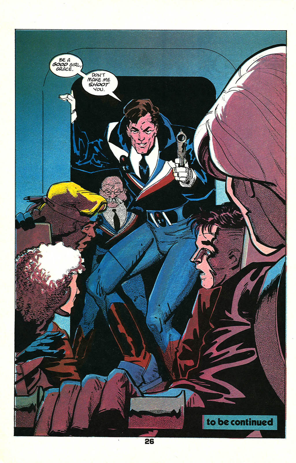 Read online American Flagg! comic -  Issue #48 - 32