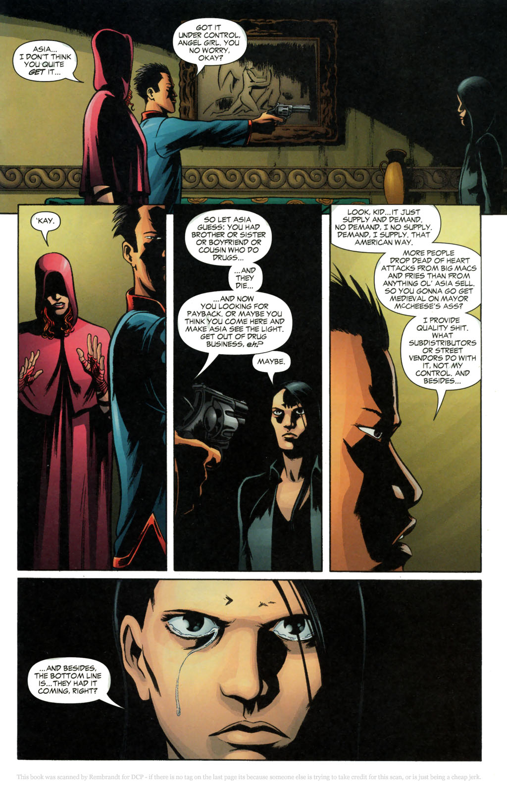 Read online Fallen Angel (2003) comic -  Issue #13 - 18