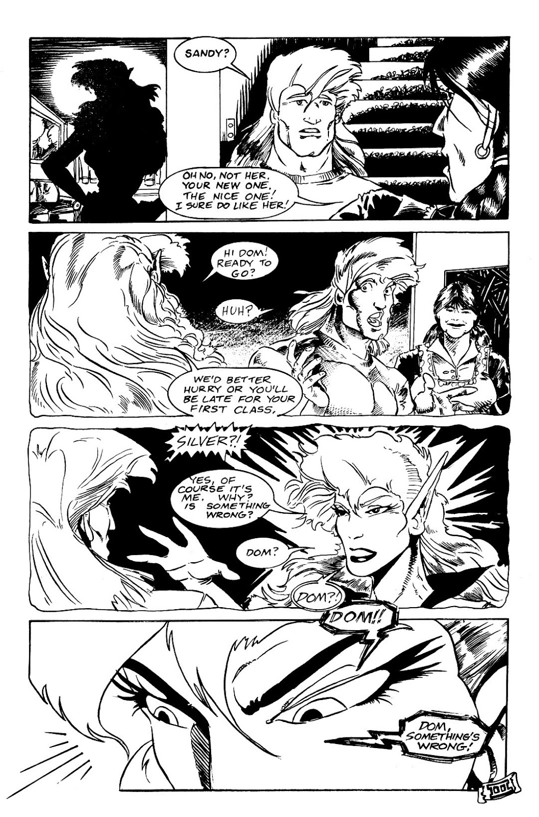 The Realm (1986) issue 20 - Page 7