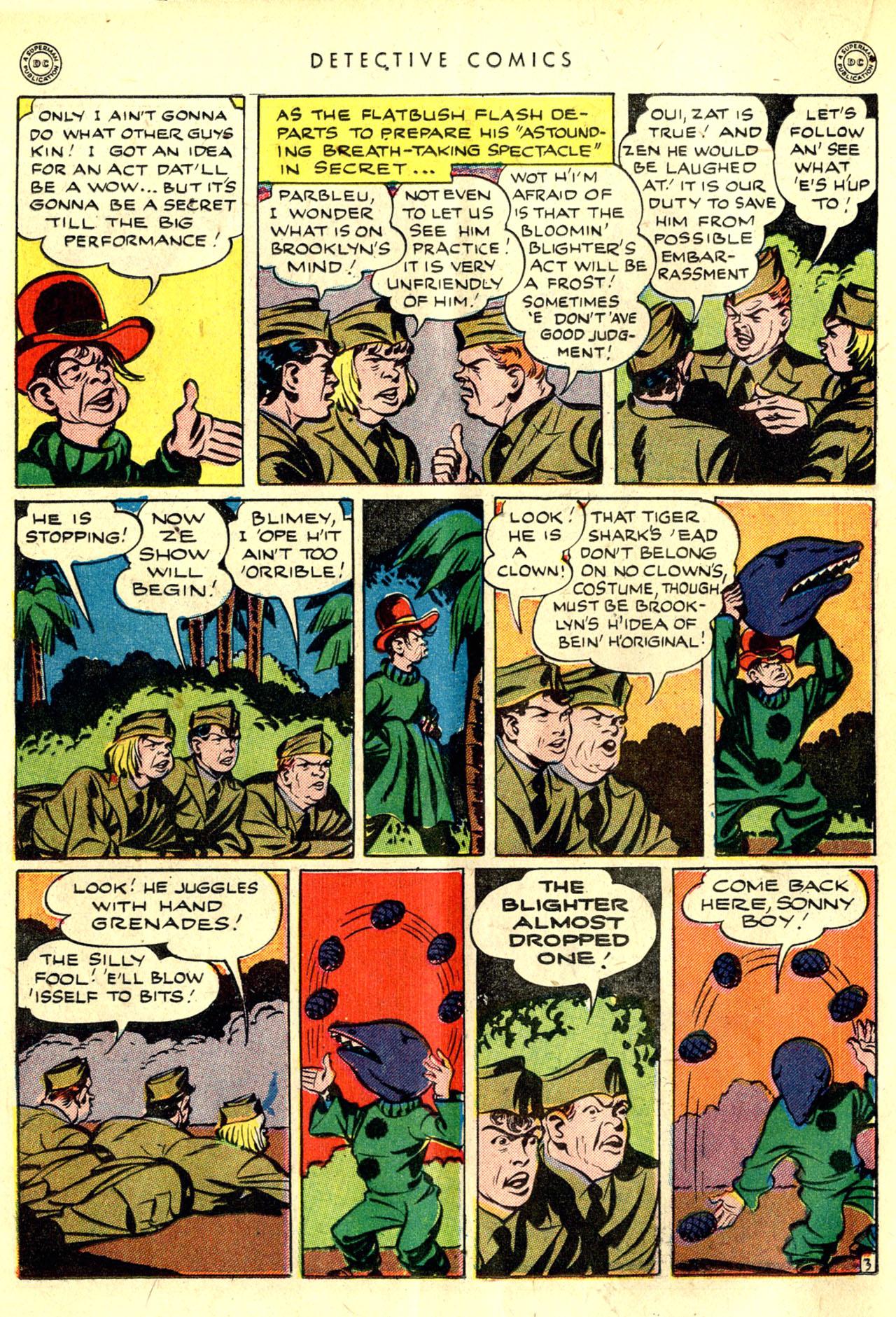 Read online Detective Comics (1937) comic -  Issue #90 - 20