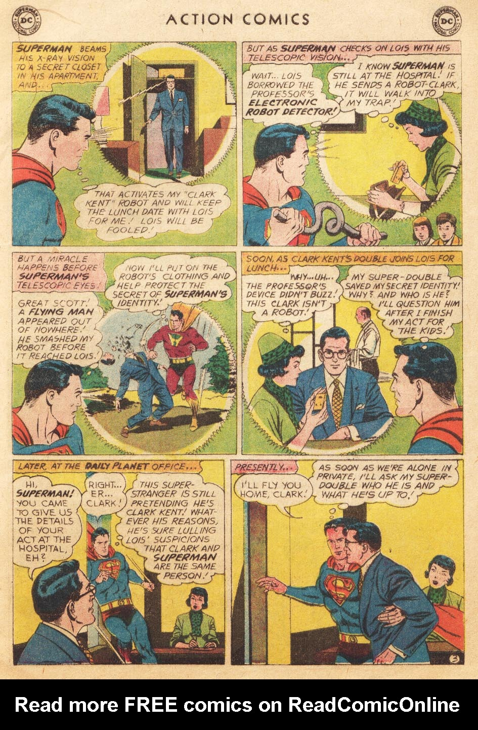 Read online Action Comics (1938) comic -  Issue #265 - 5