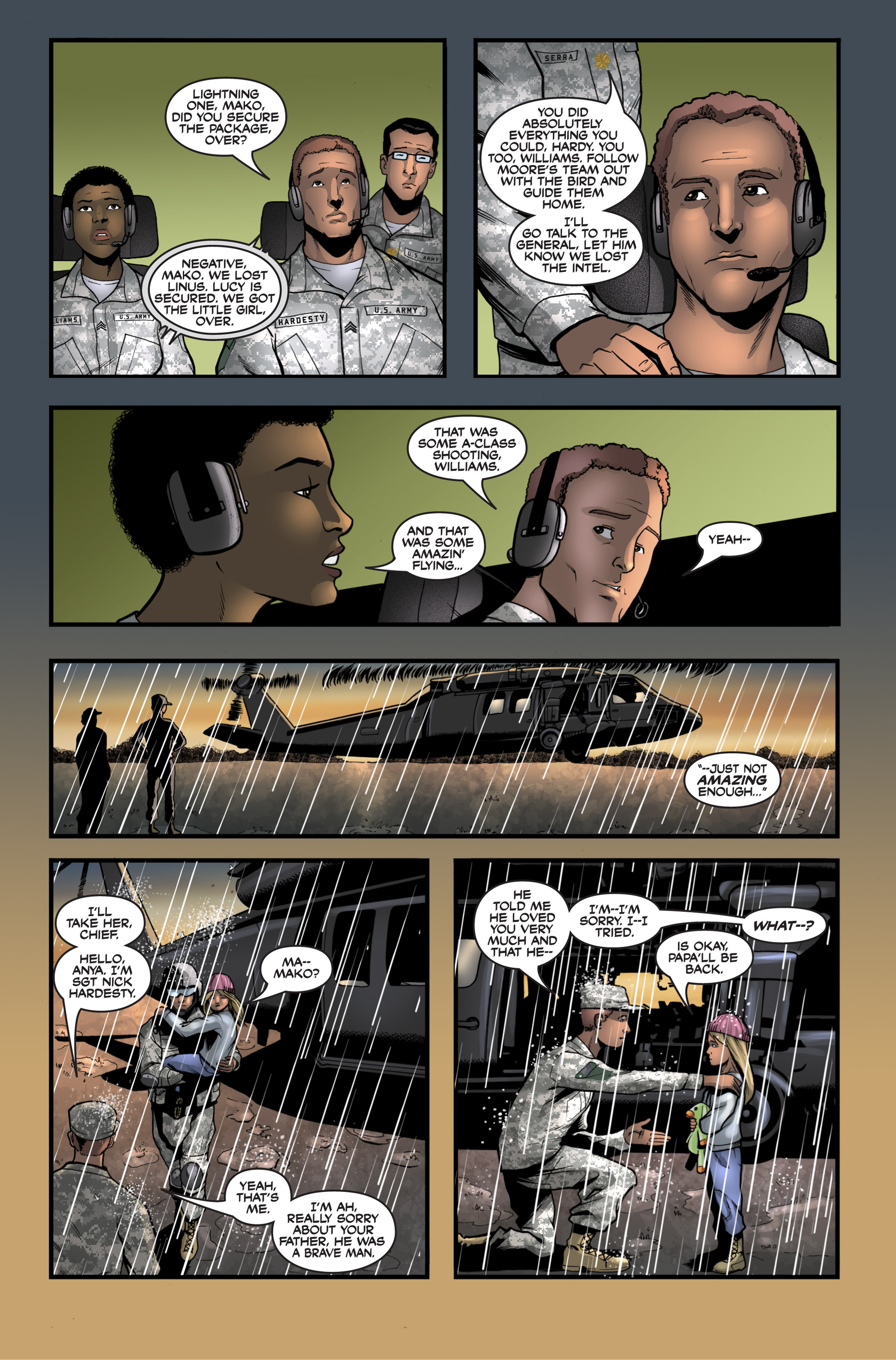 Read online America's Army comic -  Issue #3 - 24