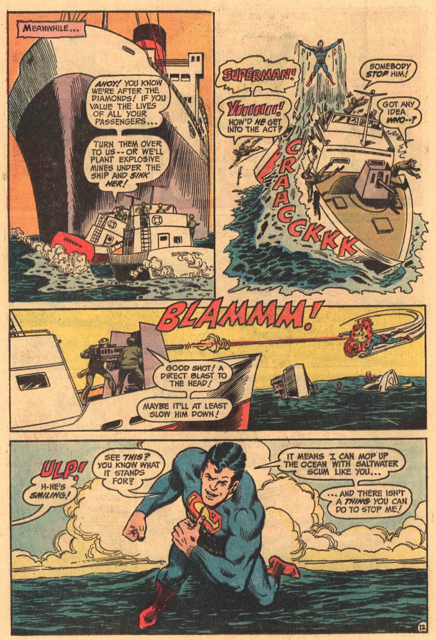 Read online Action Comics (1938) comic -  Issue #416 - 16