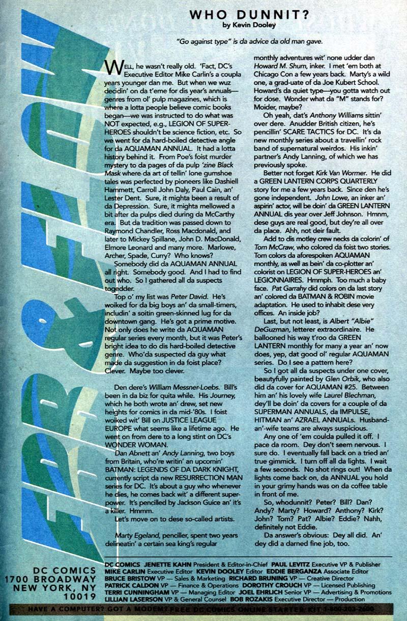Read online Aquaman (1994) comic -  Issue #Aquaman (1994) _Annual 3 - 54