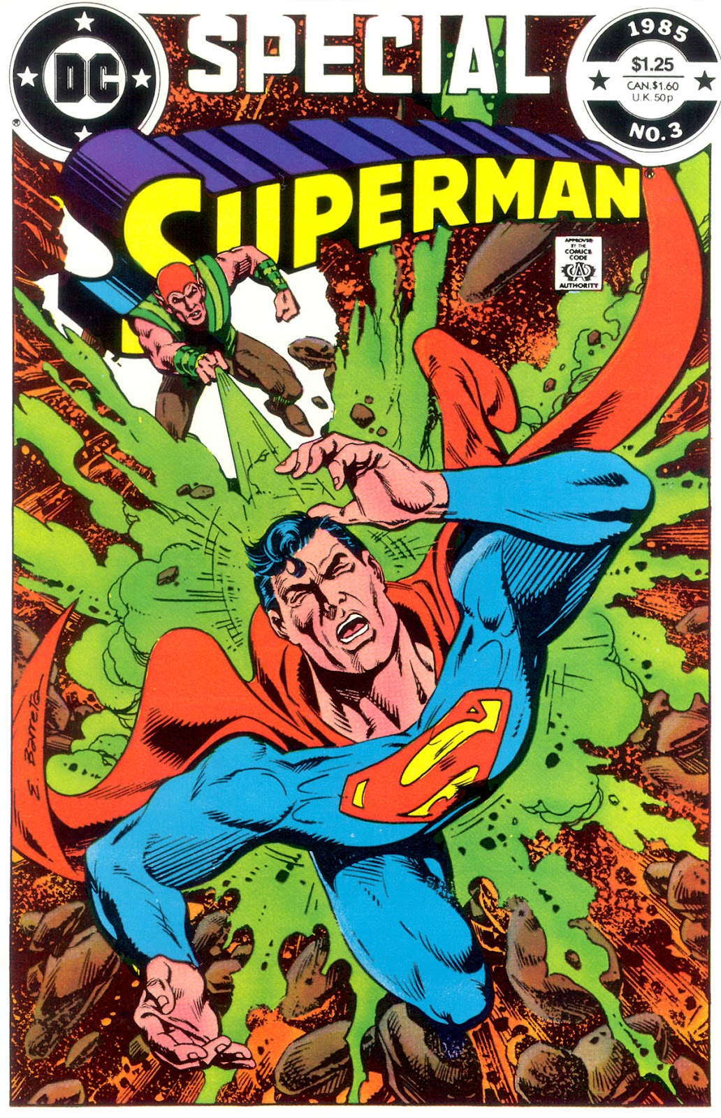 Read online Superman Special (1983) comic -  Issue #3 - 1