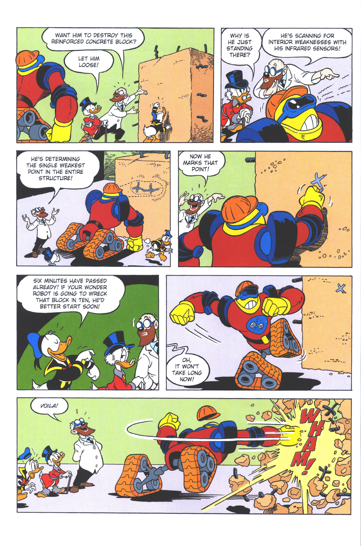 Read online Uncle Scrooge (1953) comic -  Issue #379 - 40