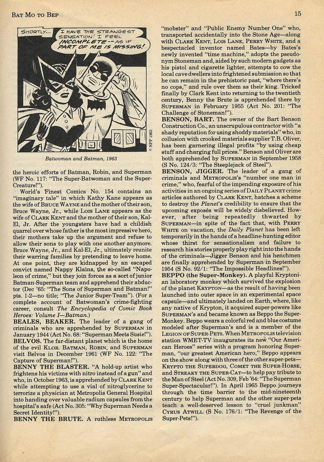The Great Superman Book issue TPB (Part 1) - Page 33