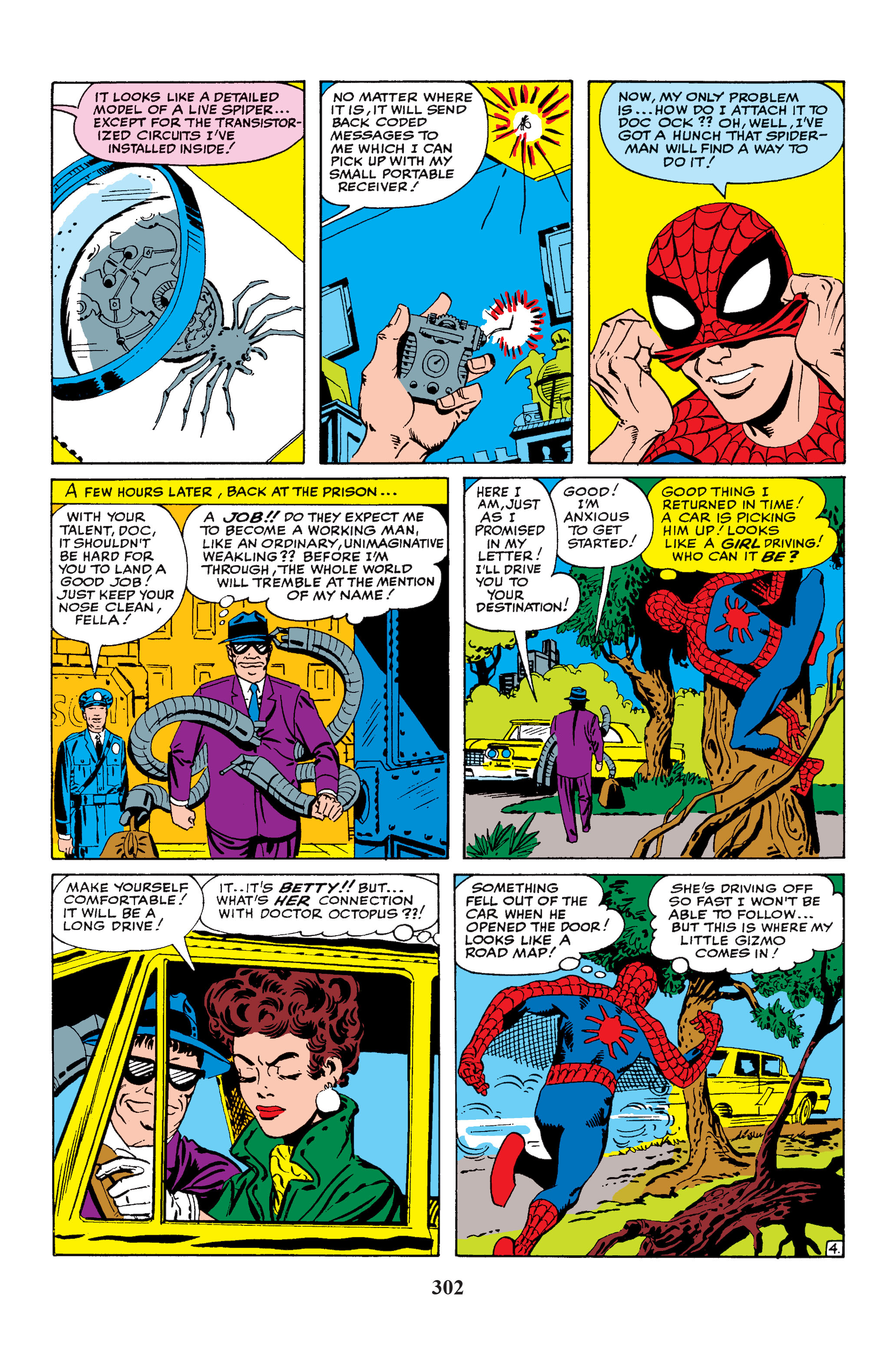 The Amazing Spider-Man (1963) 11 Page 4