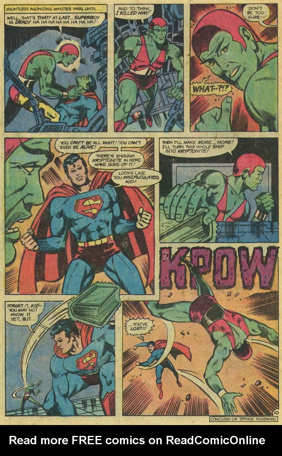 Read online Adventure Comics (1938) comic -  Issue #454 - 16