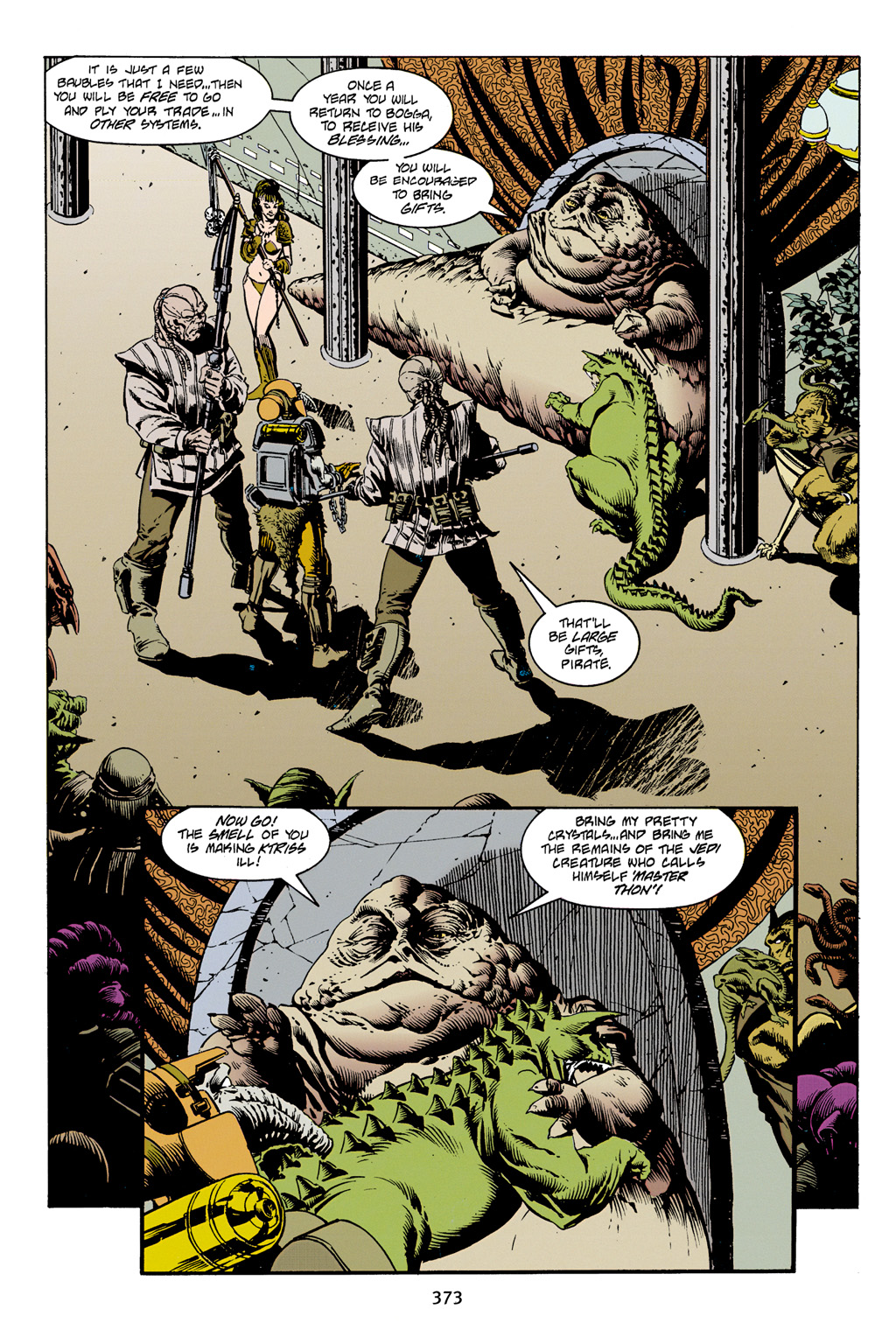 Read online Star Wars Omnibus comic -  Issue # Vol. 4 - 361