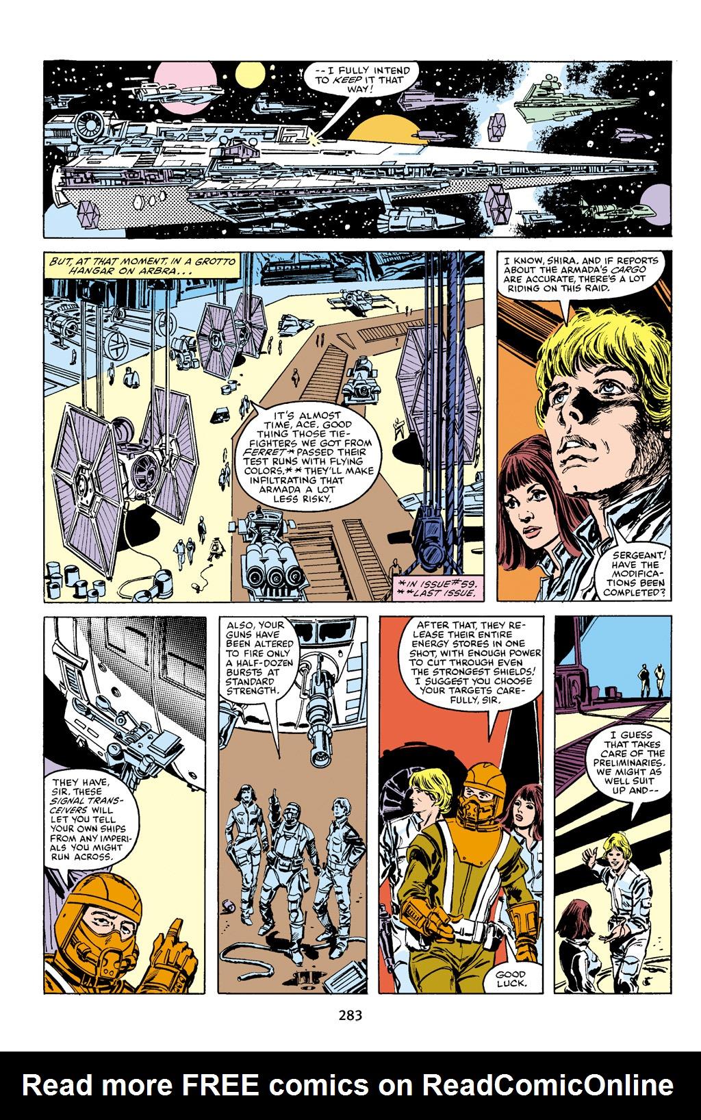 Read online Star Wars Omnibus comic -  Issue # Vol. 16 - 278