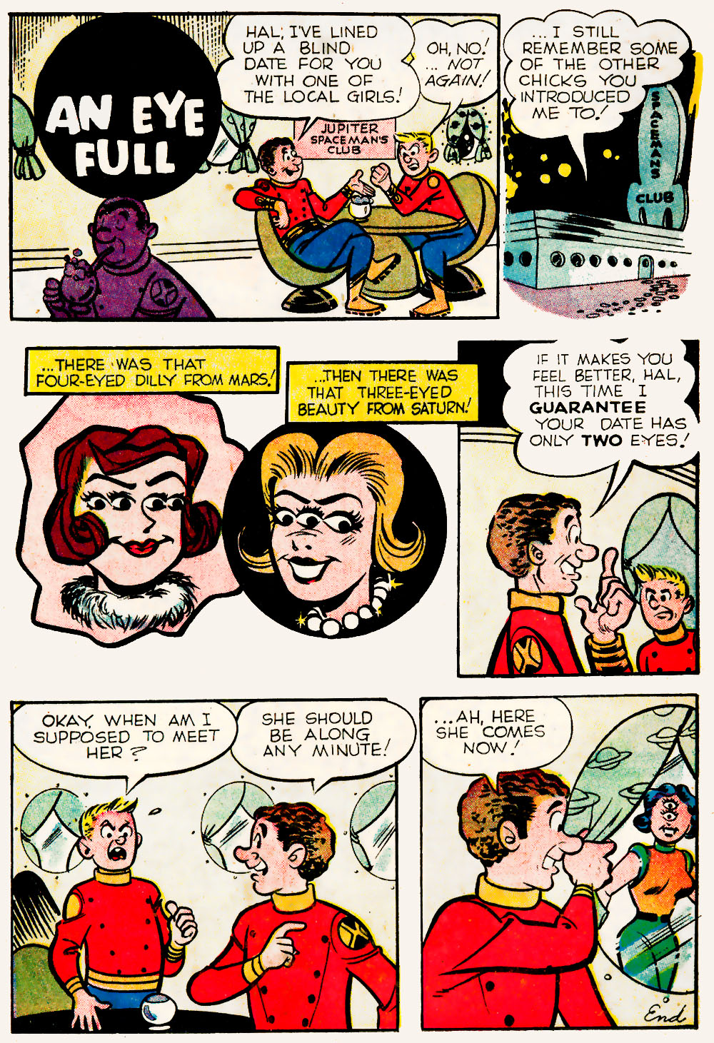 Archie's Madhouse issue 20 - Page 28