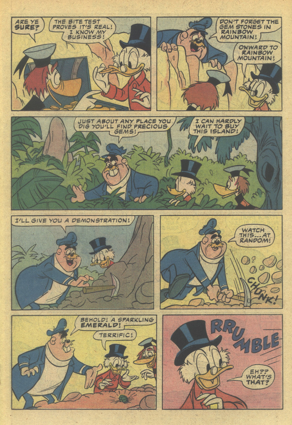 Read online Uncle Scrooge (1953) comic -  Issue #200 - 19