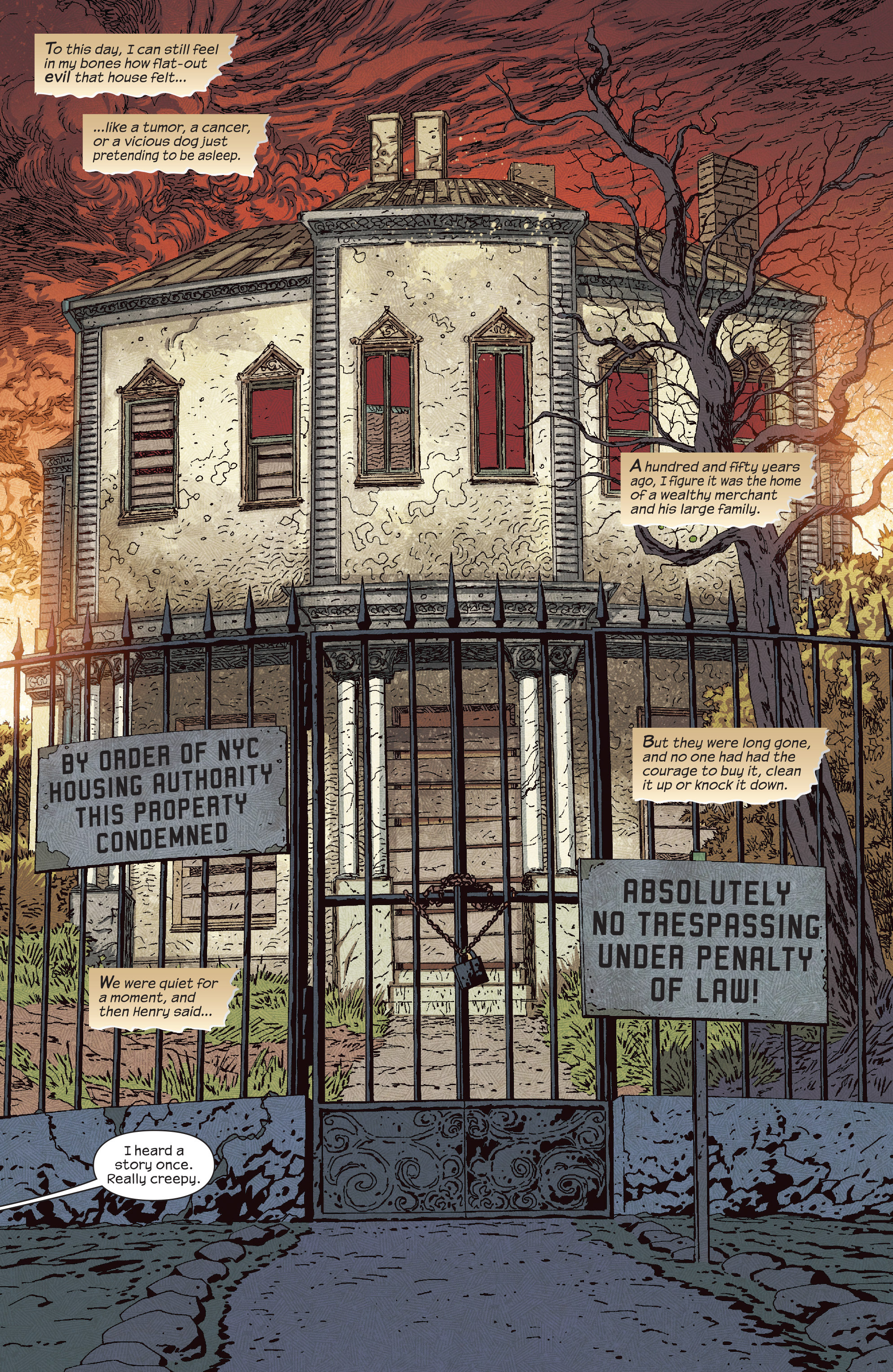 Read online Dark Tower: The Drawing of the Three - The Prisoner comic -  Issue #3 - 13
