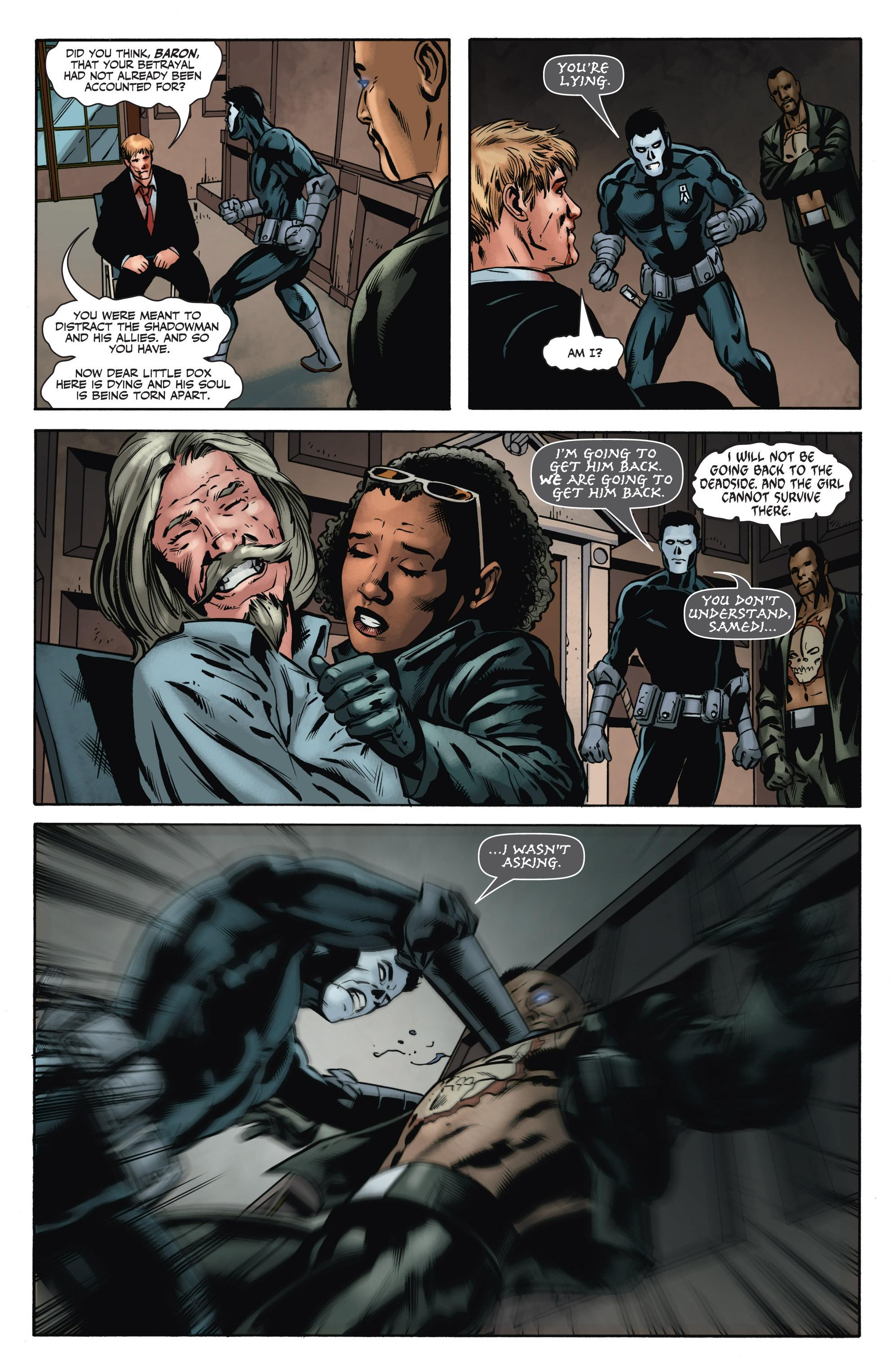 Read online Shadowman (2012) comic -  Issue #8 - 15