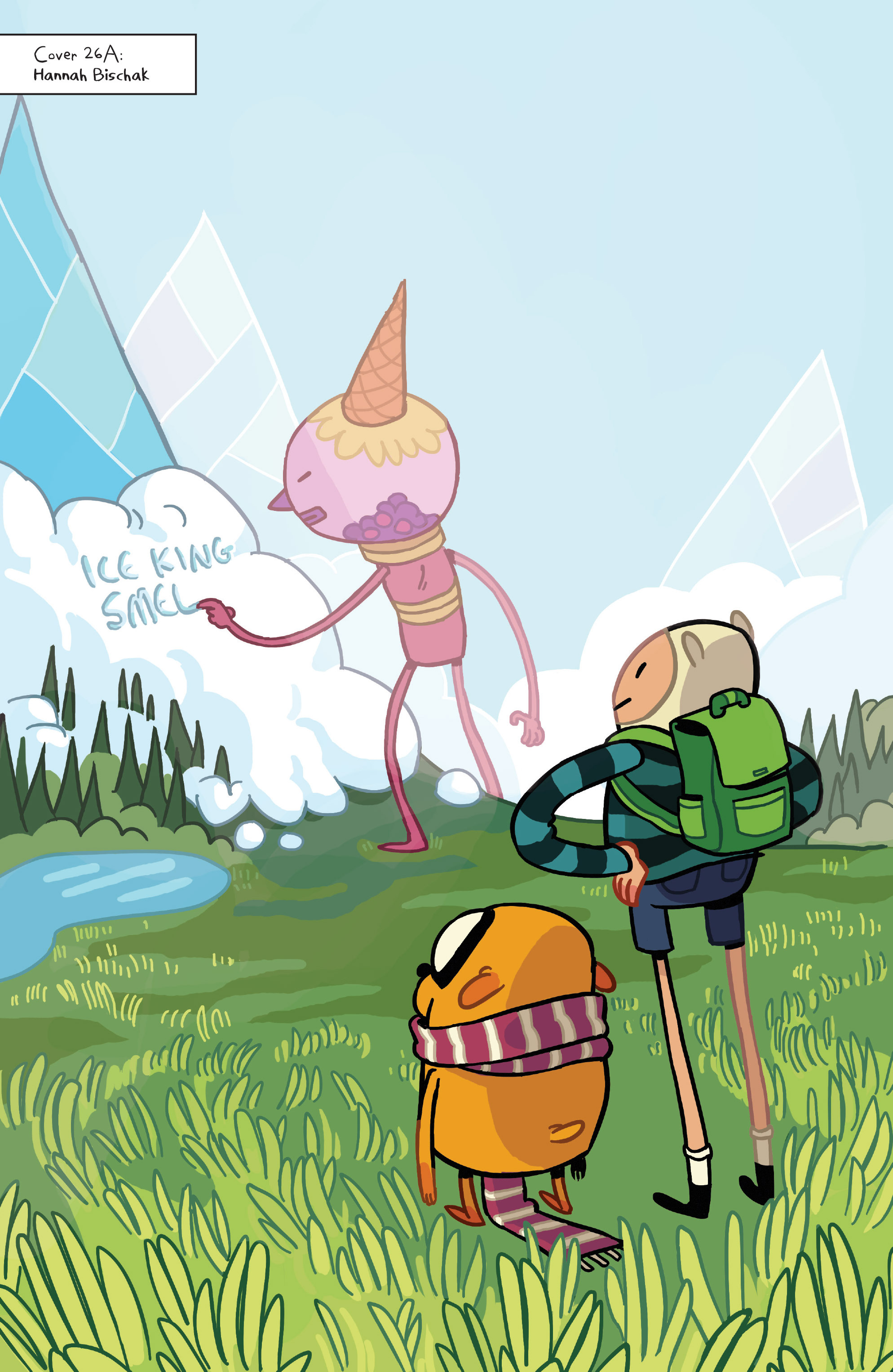 Read online Adventure Time comic -  Issue #Adventure Time _TPB 6 - 110