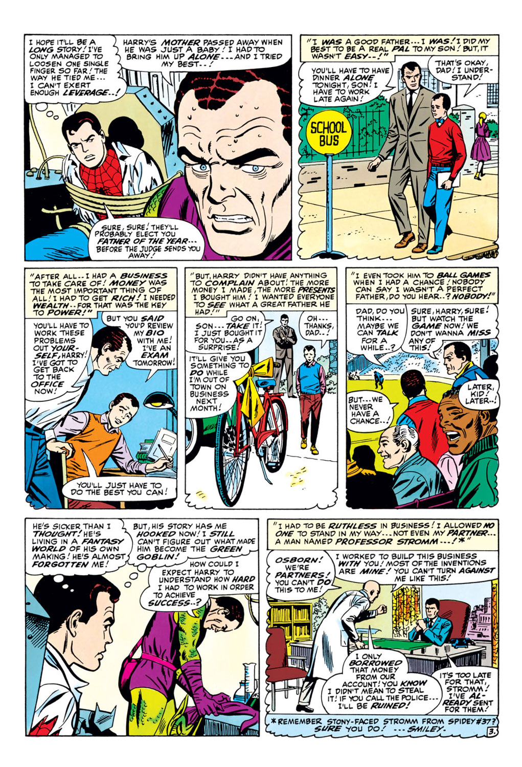 The Amazing Spider-Man (1963) 40 Page 3