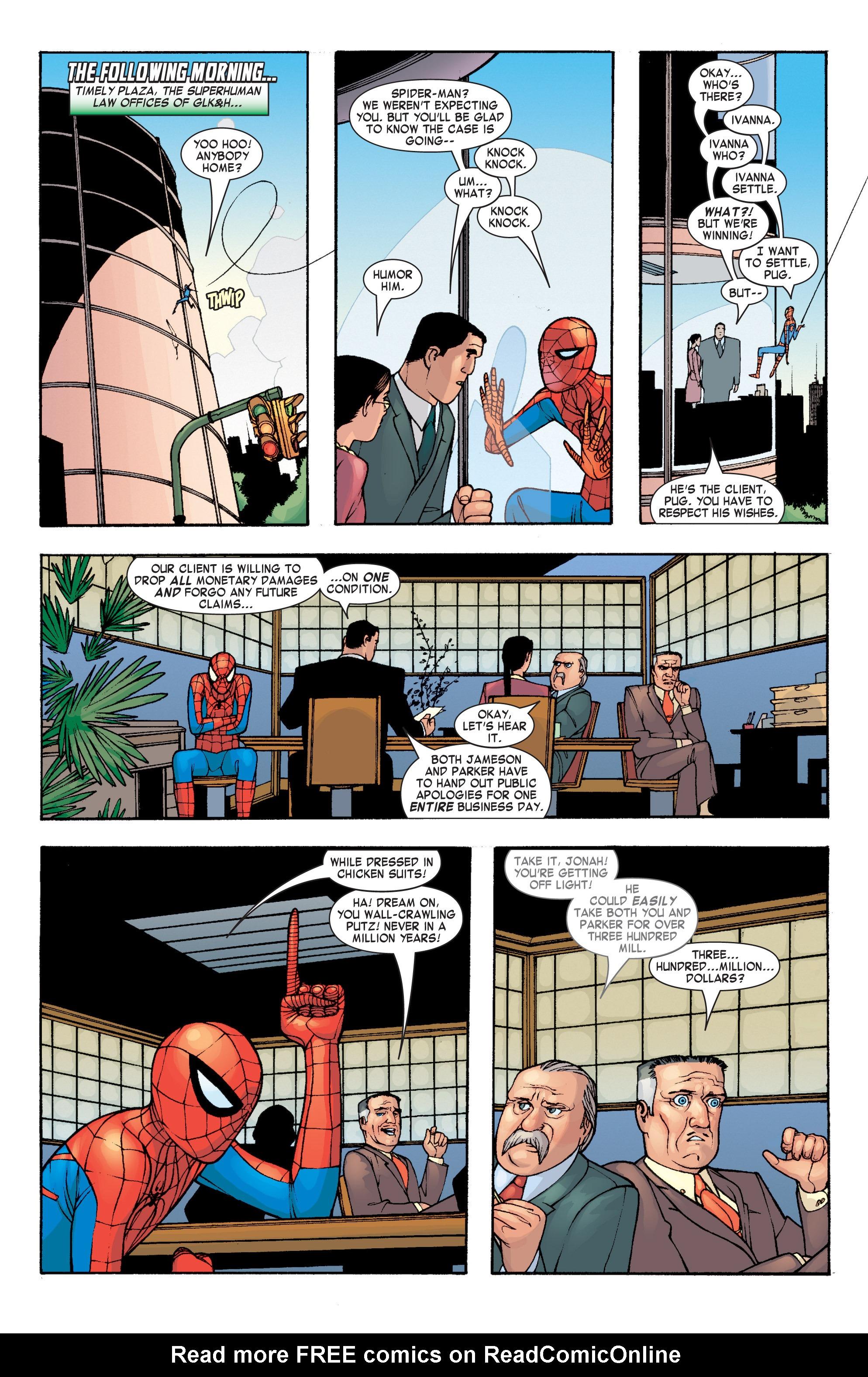 Read online She-Hulk (2004) comic -  Issue #4 - 22