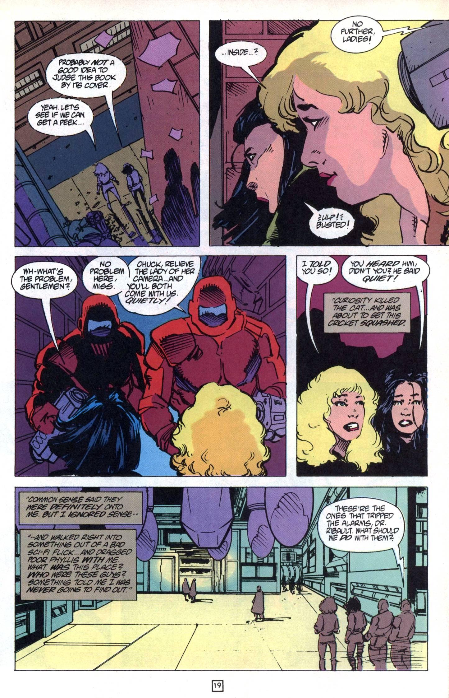 Read online Gunfire comic -  Issue #9 - 23