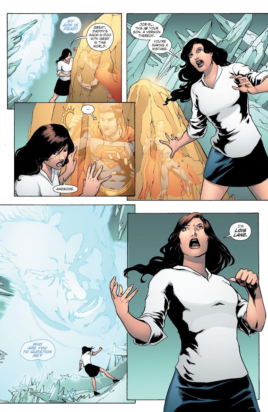 Read online Smallville Season 11 [II] comic -  Issue # TPB 8 - 100