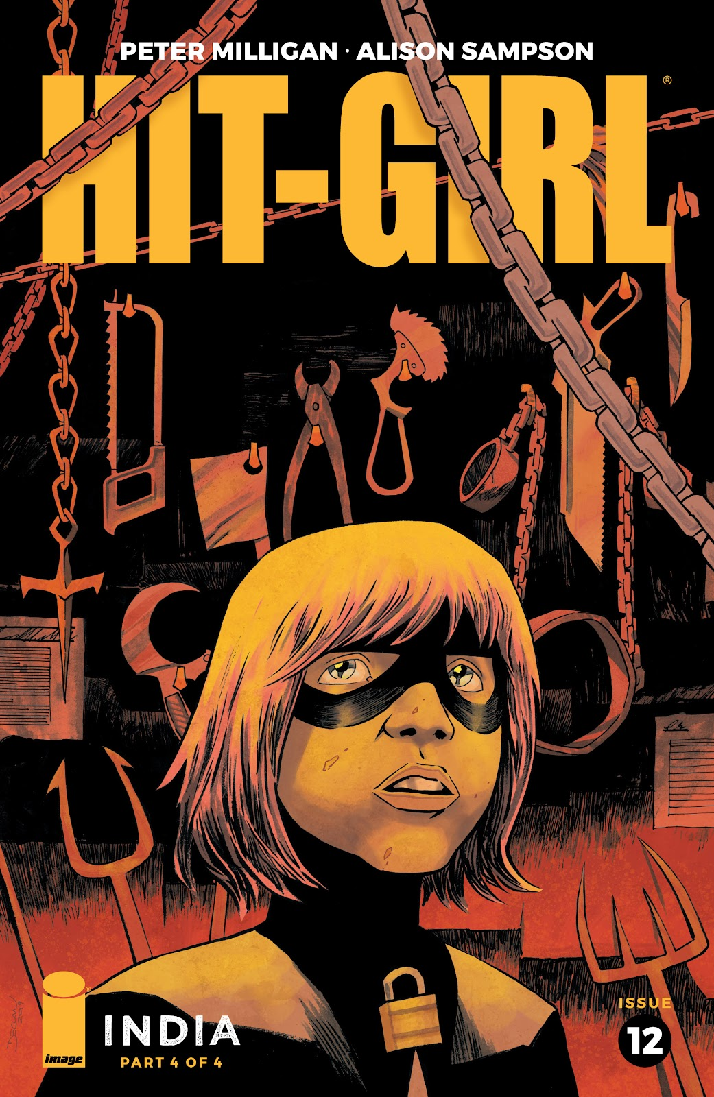 Hit-Girl Season Two 12 Page 1