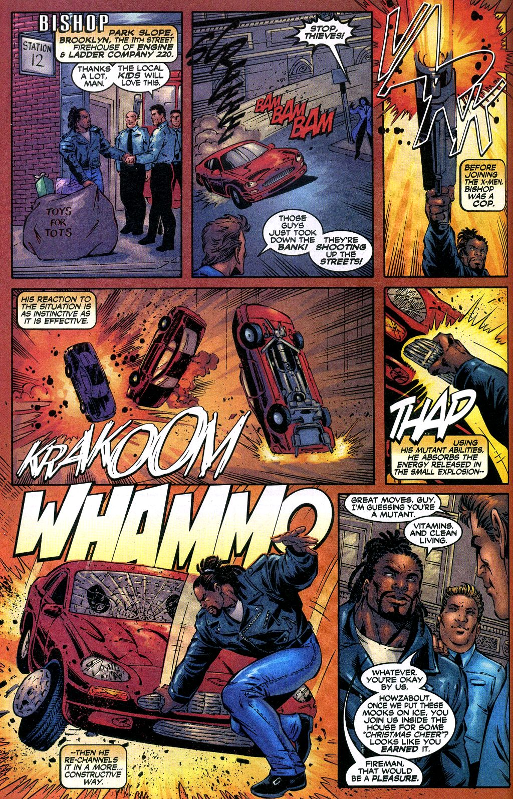 X-Men (1991) 109 Page 14