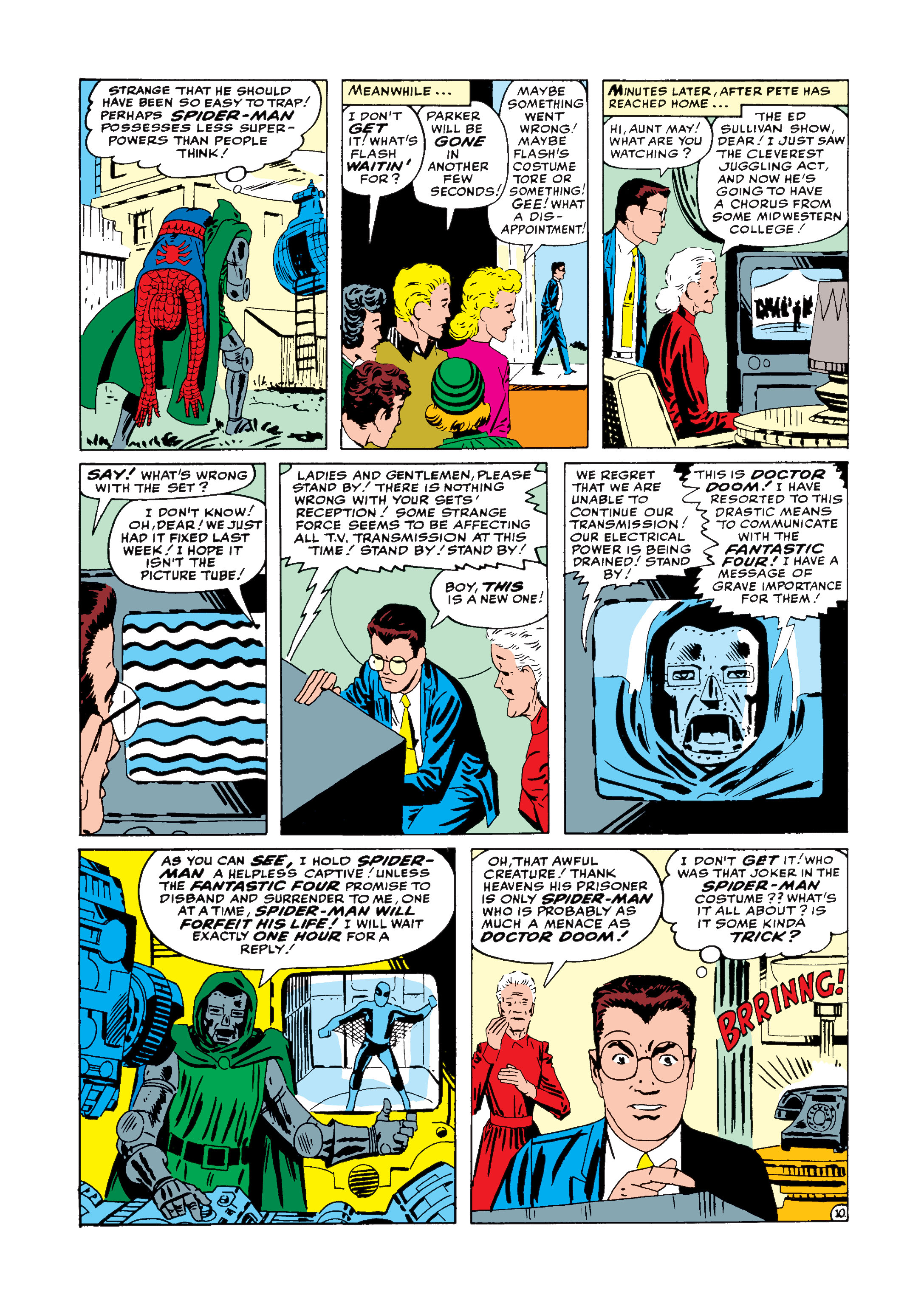 The Amazing Spider-Man (1963) 5 Page 10