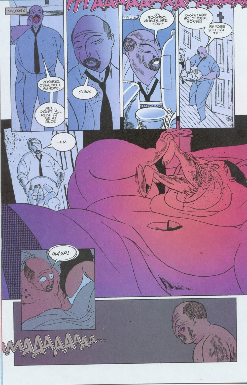 Read online Flinch comic -  Issue #6 - 13