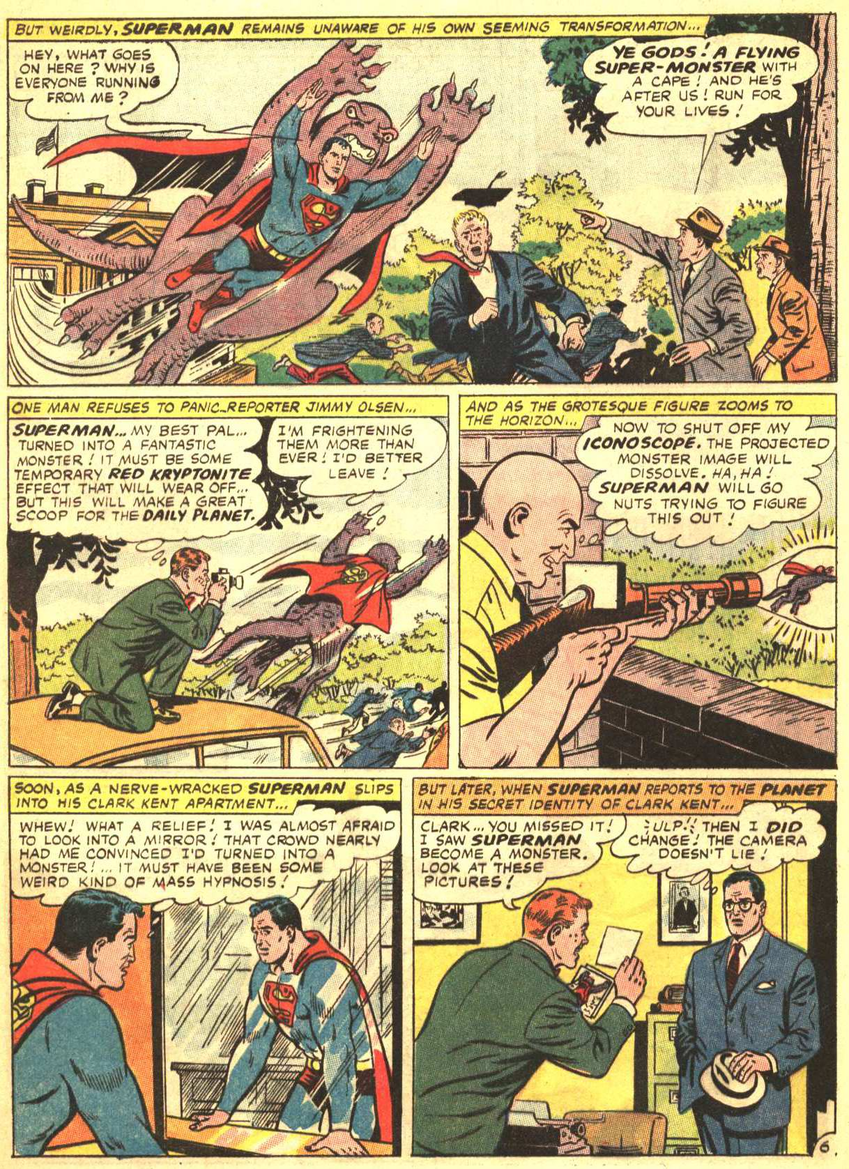 Read online Action Comics (1938) comic -  Issue #333 - 8