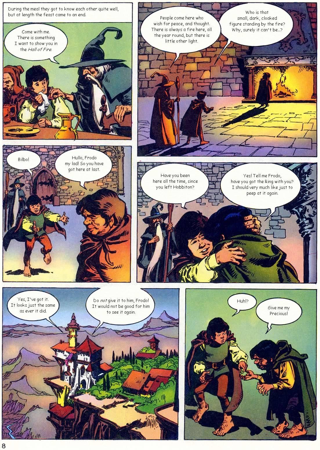 El Señor de los Anillos issue 2 - Page 5