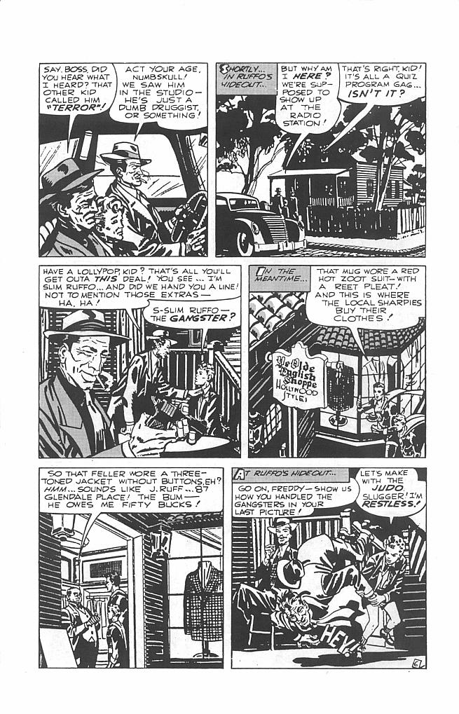 Read online Golden-Age Men of Mystery comic -  Issue #6 - 8