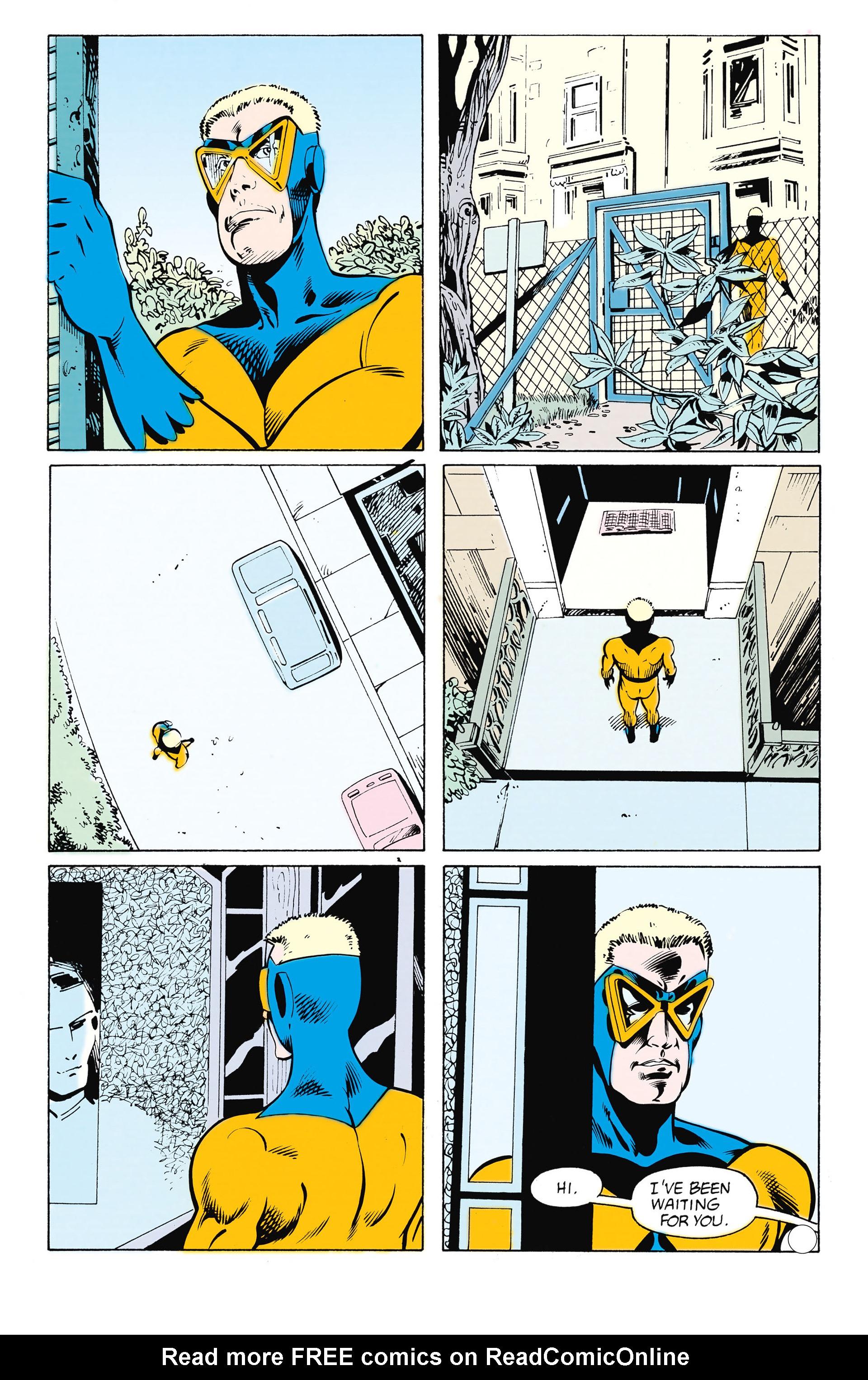 Read online Animal Man (1988) comic -  Issue #25 - 24