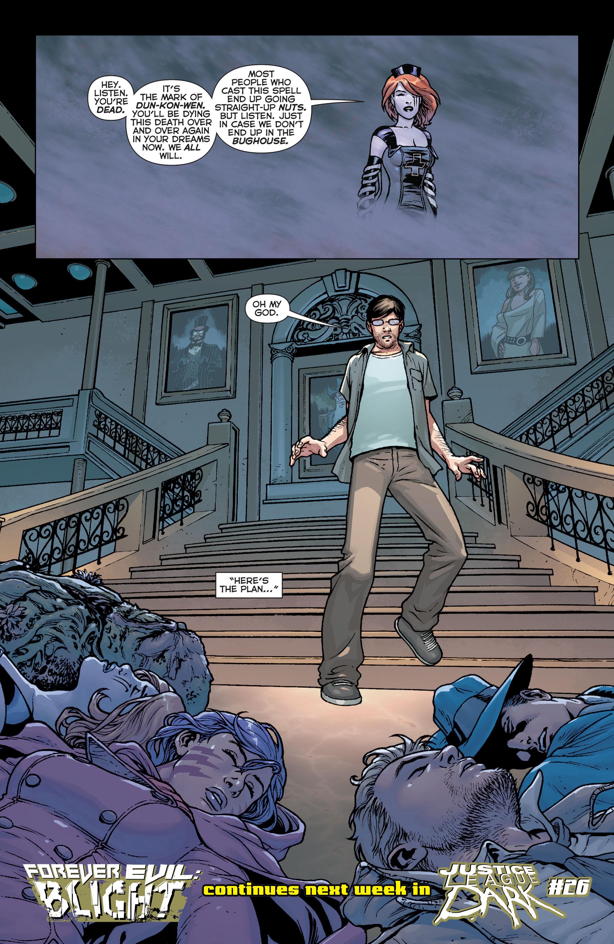 Read online Trinity of Sin: Pandora comic -  Issue #6 - 20