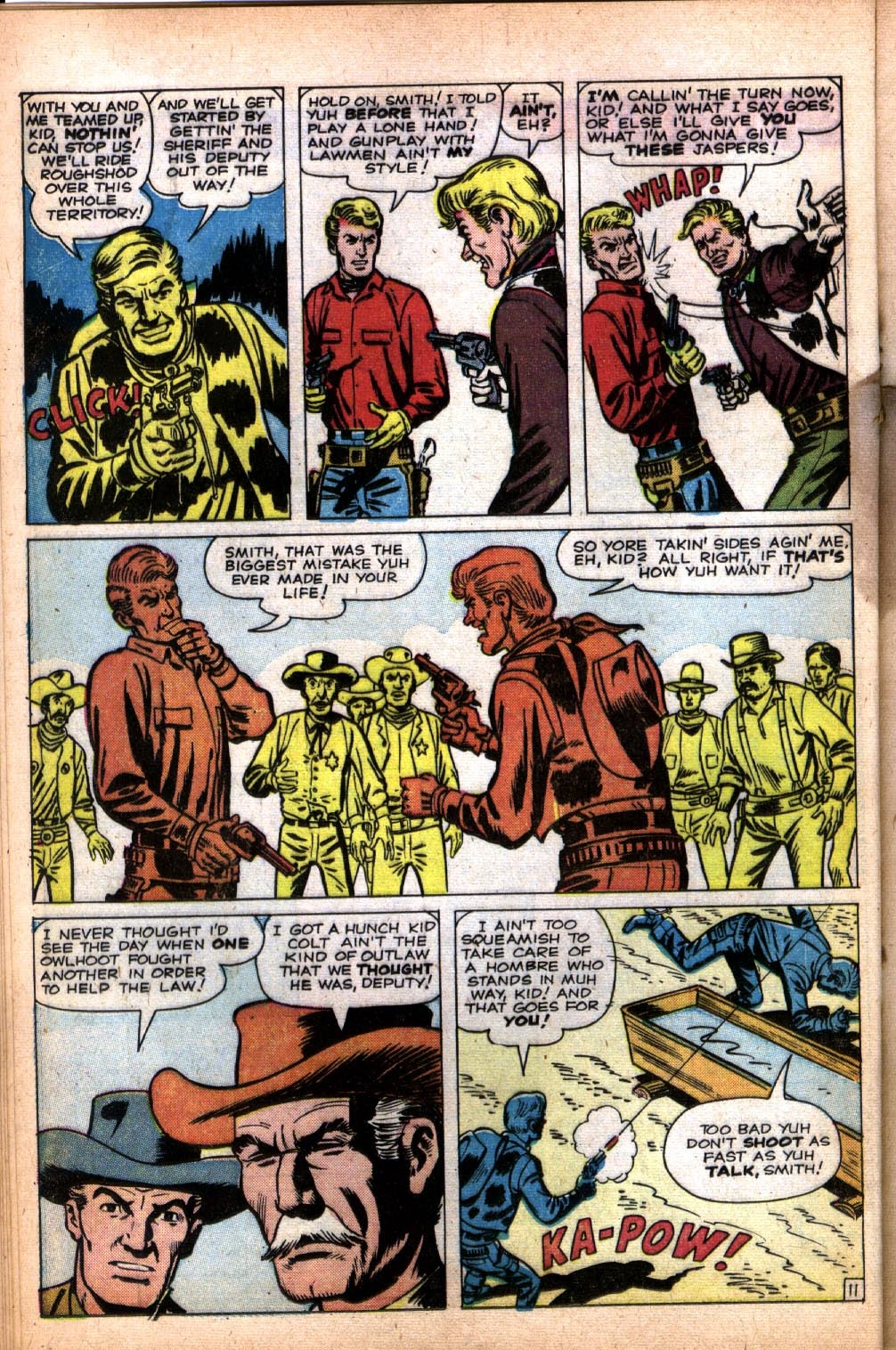 Gunsmoke Western issue 64 - Page 16