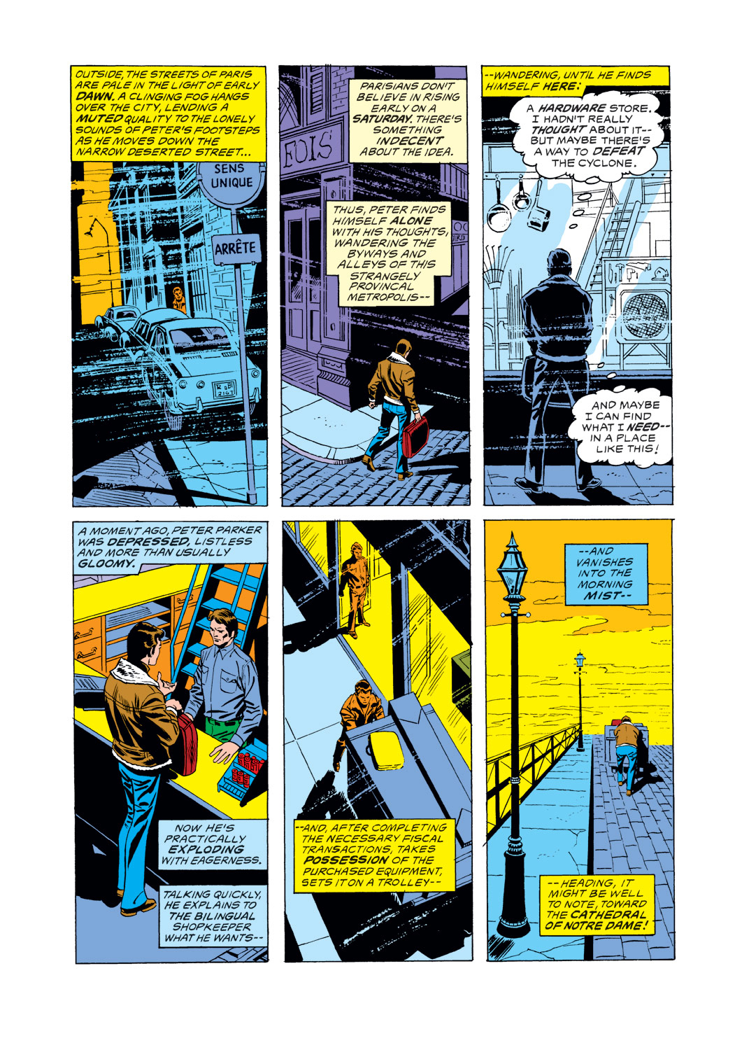 The Amazing Spider-Man (1963) 144 Page 8